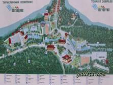 туристический комплекс Воеводино