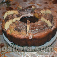 Праздничный кекс. Простой рецепт кекса на кефире.