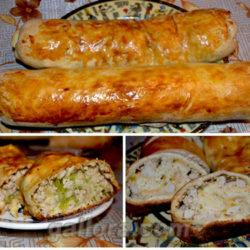 Рецепт пирога с мясом