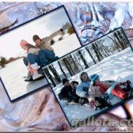 Зимние портреты