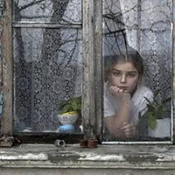 Целый мир из окна