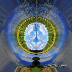 Сферическая панорама из фотографии в программе PhotoShop